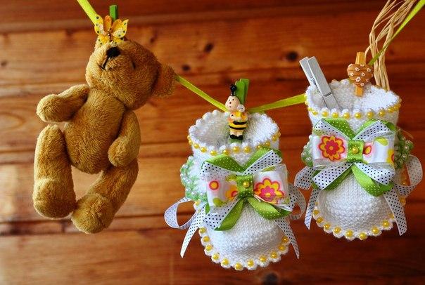 zapatitos para bebe recien nacido en crochet (1)