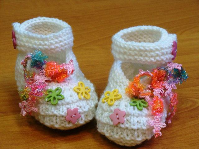 zapatitos para bebe recien nacido en crochet (11)