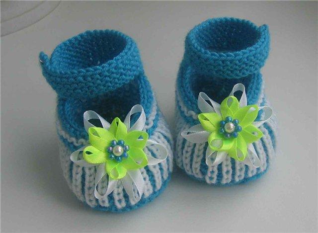 zapatitos para bebe recien nacido en crochet (13)