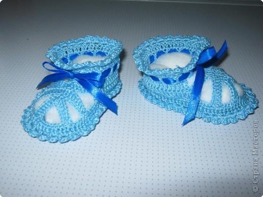 zapatitos para bebe recien nacido en crochet (26)