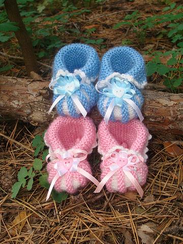 zapatitos para bebe recien nacido en crochet (9)