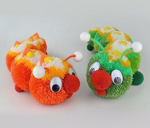 animales con pompones01