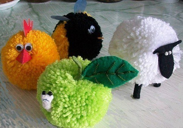 animales con pompones05