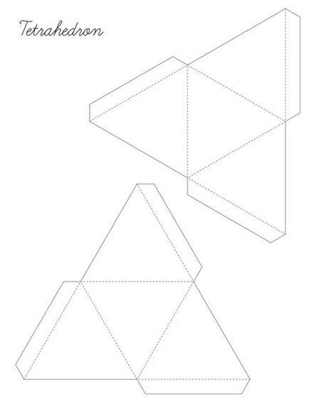 patron para hacer figuras geometricas4
