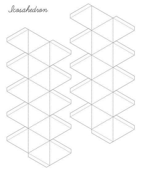patron para hacer figuras geometricas5