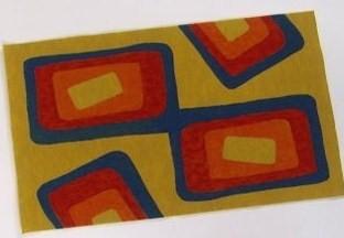 Divina alfombra estilo pop
