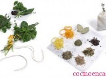 Como hacer Bouquet garni receta