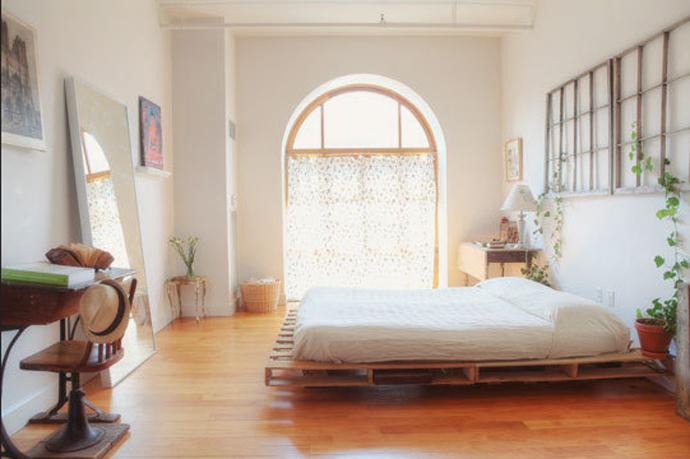 20 Ideas para Reciclar y Reutilizar Tarimas o Pallets Usadas en tu Casa (1)
