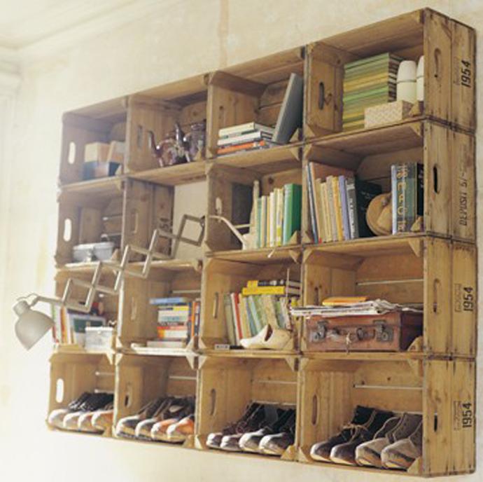 20 Ideas para Reciclar y Reutilizar Tarimas o Pallets Usadas en tu Casa (15)