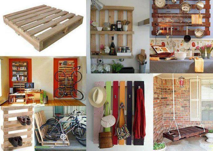 20 Ideas para Reciclar y Reutilizar Tarimas o Pallets Usadas en tu Casa (16)