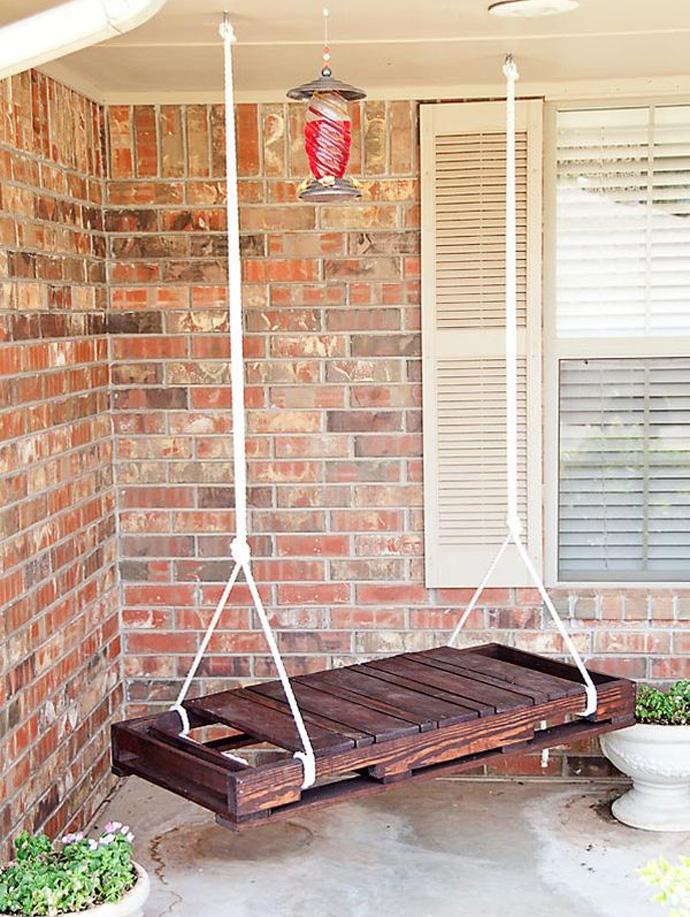 20 Ideas para Reciclar y Reutilizar Tarimas o Pallets Usadas en tu Casa (4)