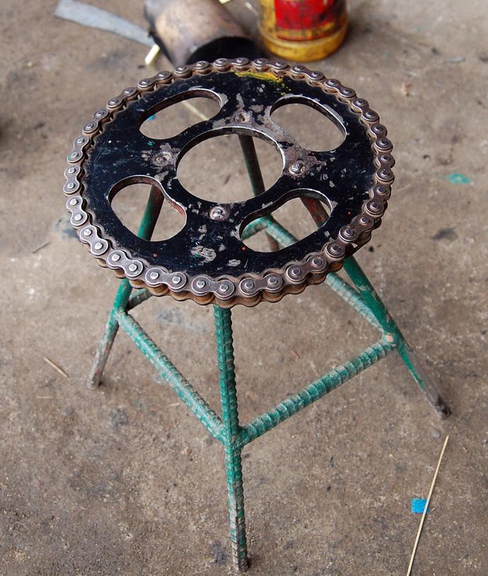 Ideas de Cómo reciclar bicicletas viejas20