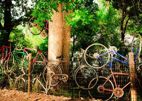 Ideas de Cómo reciclar bicicletas viejas27