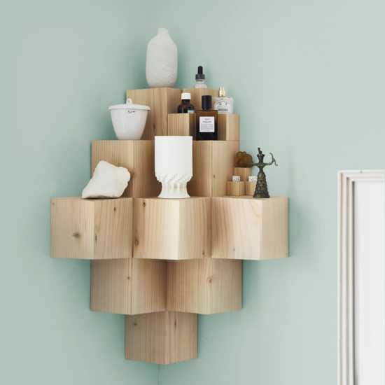 Ideas de estantes con materiales reciclados (3)