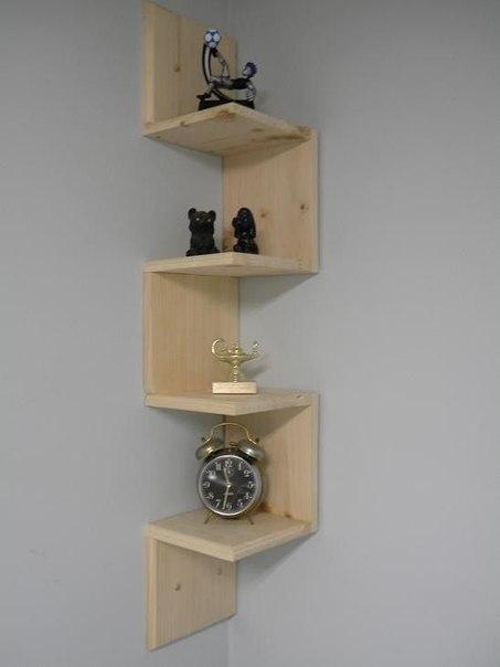 Ideas de estantes con materiales reciclados (9)