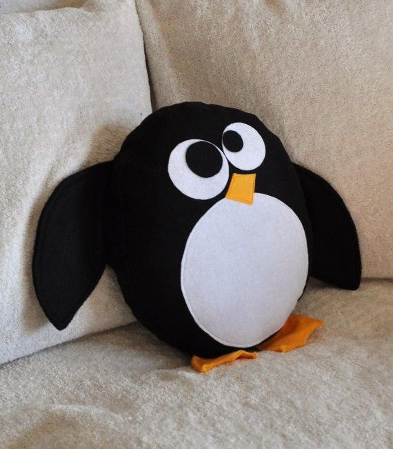 Modelos de almohadas con forma de animales (2)