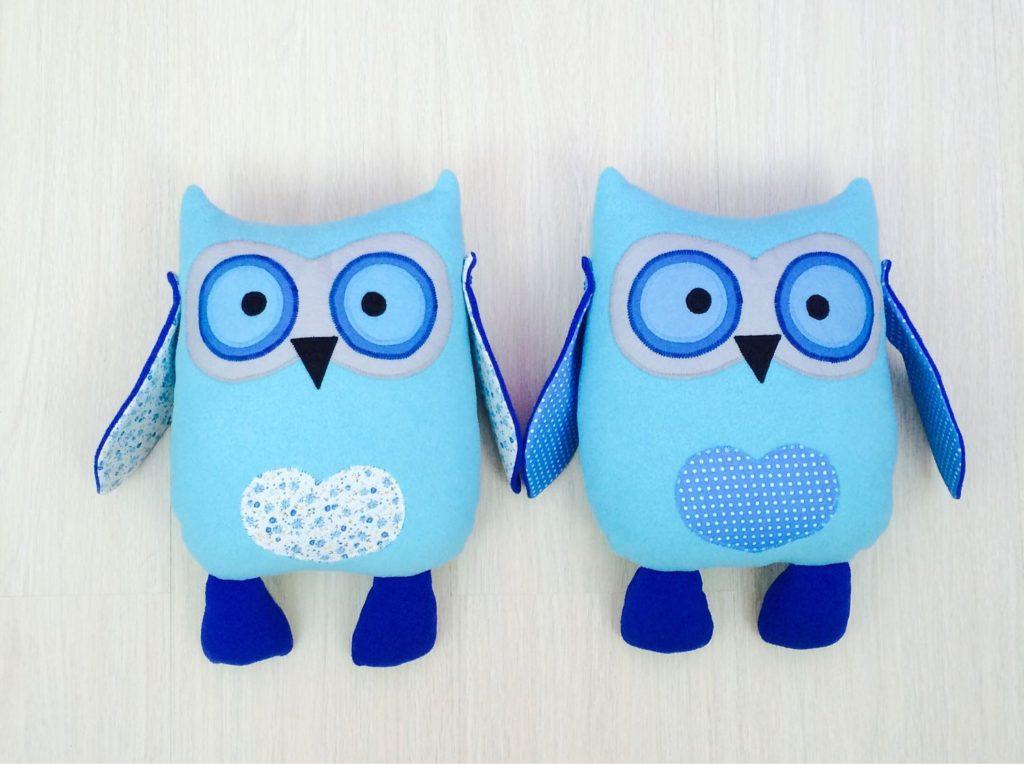 Modelos de almohadas con forma de animales (5)