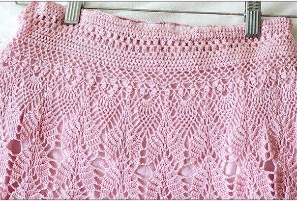 Moldes Faldas Largas Tejidas a Crochet (6)