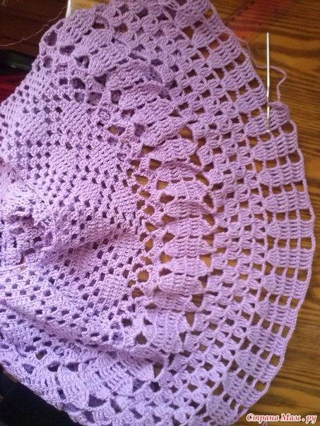 Moldes Para Hacer faldas de Verano Tejido en Crochet (1)
