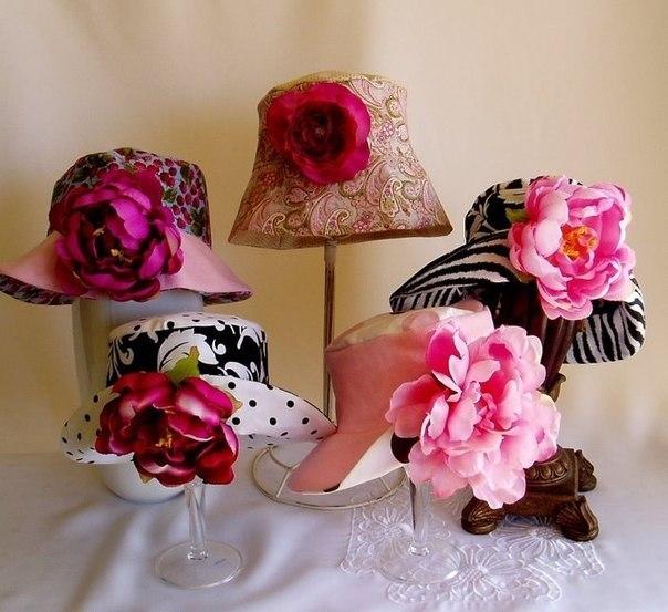 Patrones para Hacer Sombreros de Tela (2)