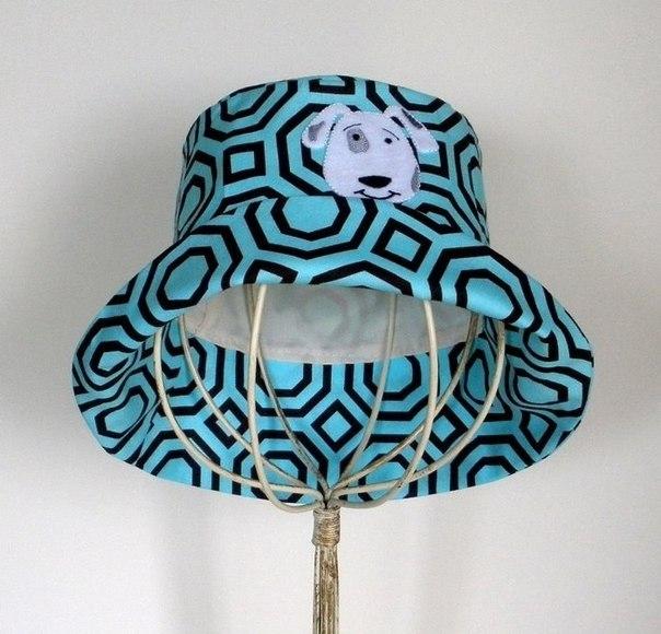 Patrones para Hacer Sombreros de Tela (6)