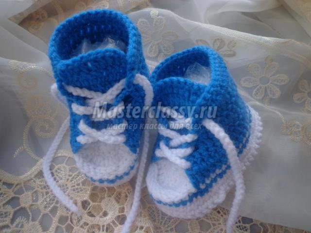 botitas en crochet patrones (3)