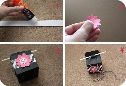 molde para hacer cajas de carton para regalo (3)