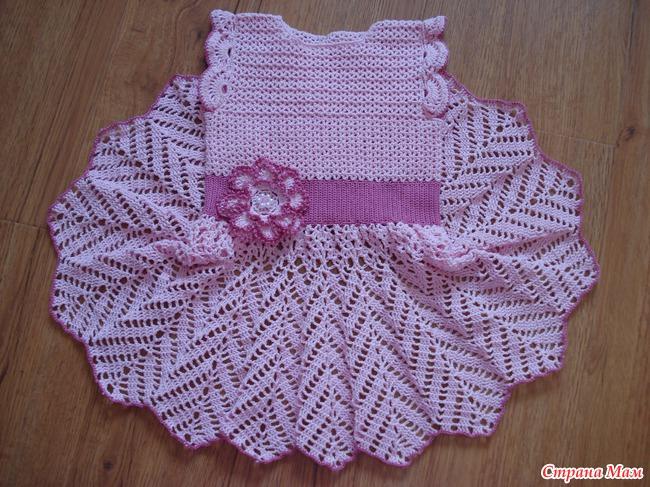 Modelos de vestidos bonitos a crochet (2)