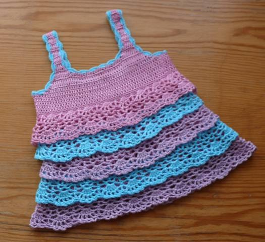 Patrones para hacer una blusa a crochet (1)