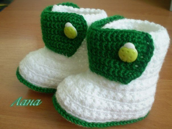botitas en crochet patrones (1)