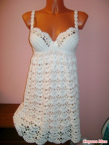 molde para hacer un vestido sencillo a crochet (1)