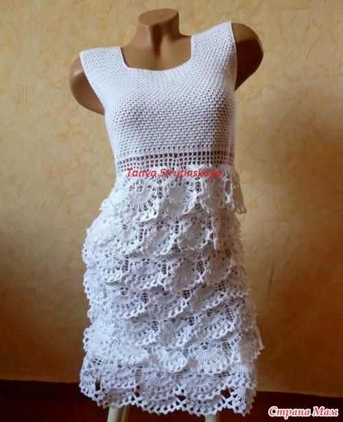 molde para hacer un vestido sencillo a crochet (2)