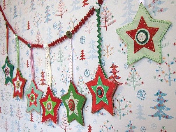 moldes de estrellas navidad en fieltro07