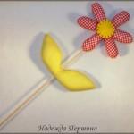 moldes para hacer originales flores de tela (4)