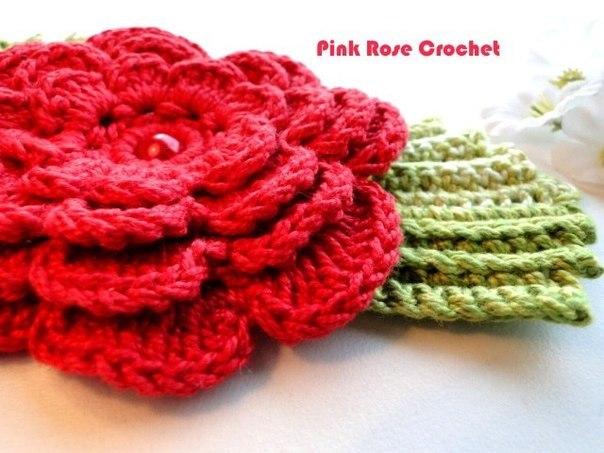 Flores a crochet patrones04