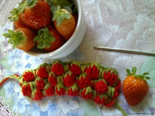 Punto fresa a crochet patrones07