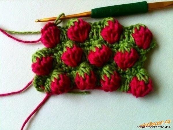Punto fresa a crochet patrones09