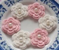 flores a crochet modelos