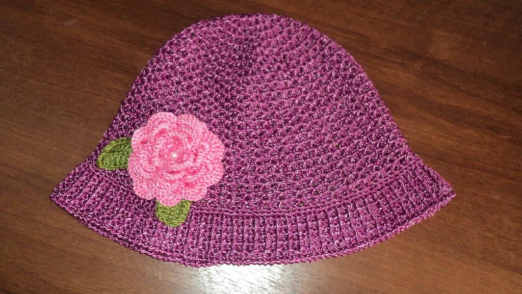 gorro crochet nina modelos01