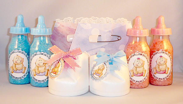 manualidades baby shower ideas