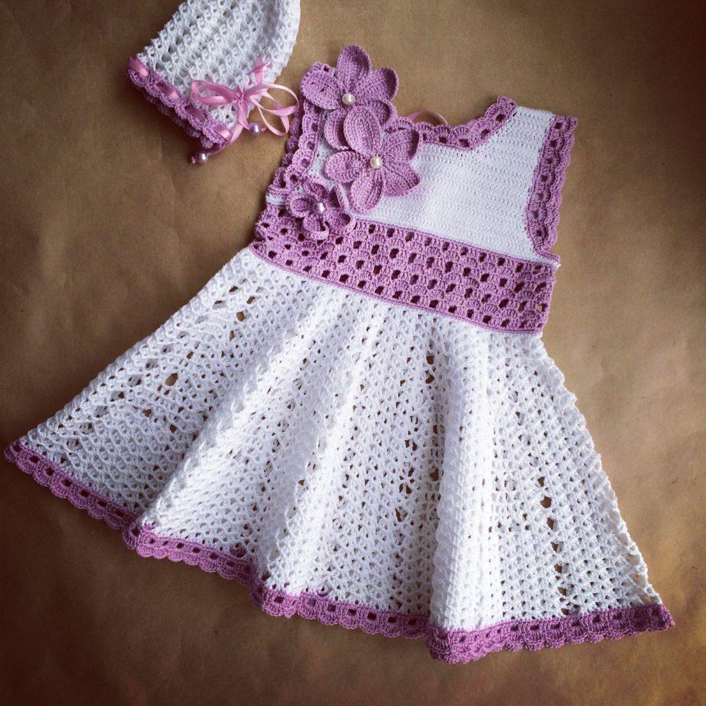 vestidos a crochet (1)