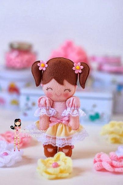 Molde para hacer muñecas de fieltro04