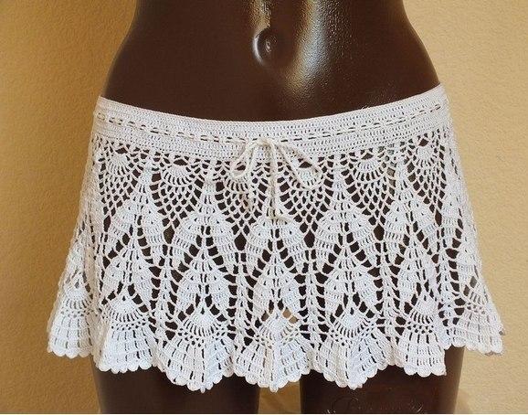Patron para hacer un conjunto a crochet para dama01