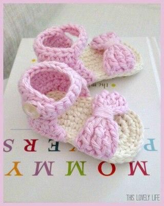 Sandalias para el bebé06