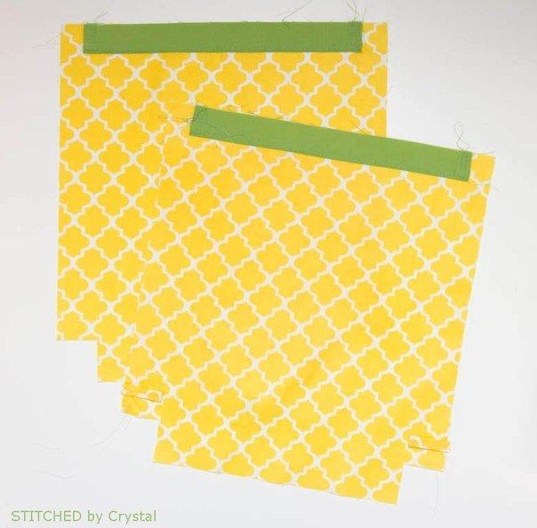 hacer una bolsa con forma de piña02