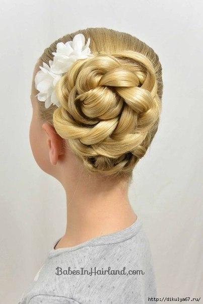peinados trenzas paso a paso para niña01