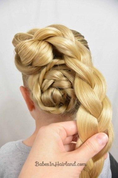 peinados trenzas paso a paso para niña08