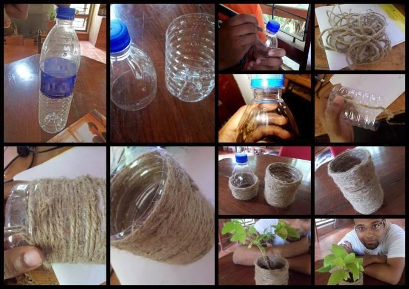 23 Creativas Formas De Volver A Utilizar Las Botellas De Plástico04