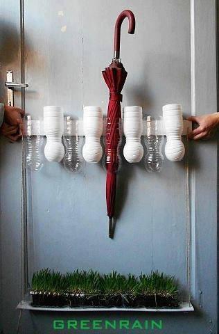 23 Creativas Formas De Volver A Utilizar Las Botellas De Plástico06