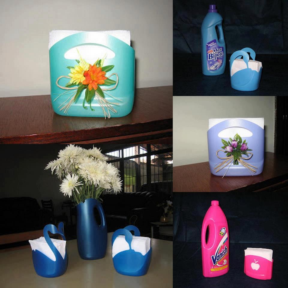 23 Creativas Formas De Volver A Utilizar Las Botellas De Plástico14
